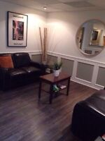 Room for rent in busy hair salon