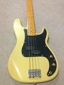 L.M.S.P Precision Bass Guitar