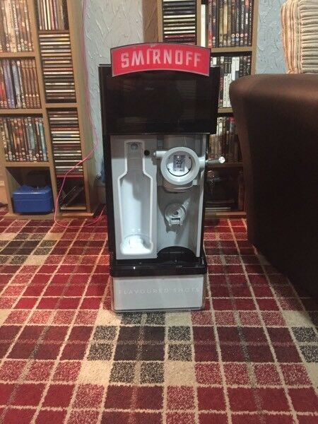 Smirnoff Remix Flavoured Shots Machine