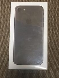 iPhone 7 brand new sealed on EE