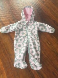 Carters Baby Snowsuit Strathcona County Edmonton Area image 1
