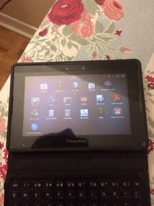 Selling blackberry playbook 32gbkeyboard and 2 android watches