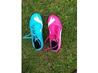 Puma evo 3 tricks football boots size 3.5