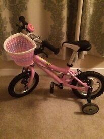 Girls bicycle Ridgeback Minny