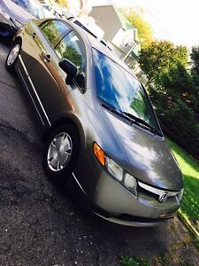 2008 civic with car starter!! West Island Greater Montréal image 1