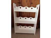 NEXT girls book shelf