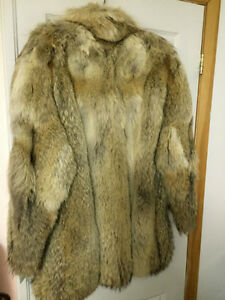 Fur Coat - Artic Wolf - REAL FUR West Island Greater Montréal image 3