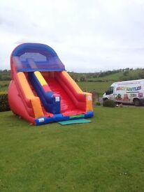 Large bouncy slide for sale - New Business Opportunity