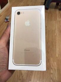 iPhone 7 32gb on three network