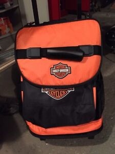 Harley Davidson Backpack Cooler