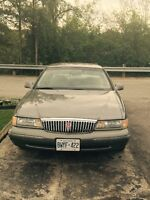 1997 LINCOLN CONTINENTAL MINT CONDITION