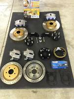 69 Camaro Big Brake kit