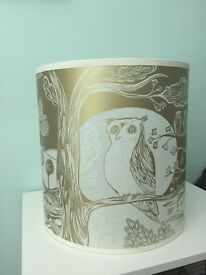 """For Sale - Ceiling Lampshade """"Lush Designs"""""""