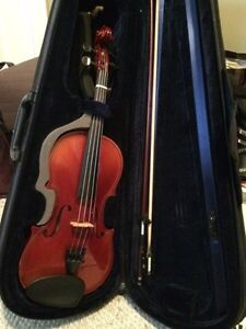 Beautiful 3/4 Violin for sale.