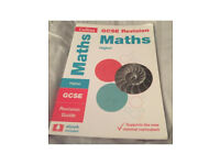 Collins GCSE Higher maths revision guide book