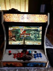 Bartop Arcade Cabinet two player with 5000+ games