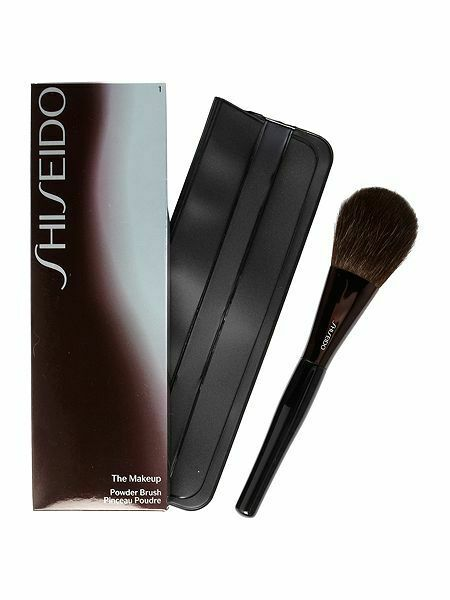 SHISEIDO The Makeup Powder Brush New In Box Made In Japan