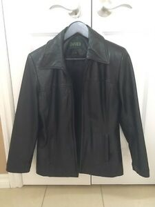 Danier leather and other jackets
