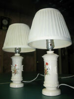 Beautiful table lamps for sale