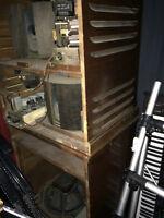 Leslie Hammond 102 et 103 - Réparation ou pièces