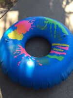 Sevylor Brand Water Sport Tube & Ski Biscuit - Great Condition