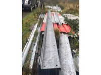 Roofing purlins