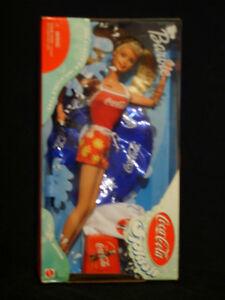 Coca-Cola Splash Barbie Doll