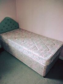 2 x single beds from smoke free home