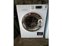 Hotpoint 10 kilo washing machine