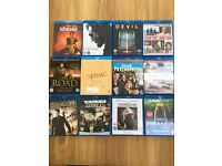 42 Blu ray DVD's bundle (see pictures)