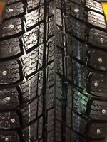 Affordable/fast Tire studding