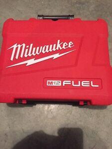 Milwaukee m12 fuel impact driver hard case