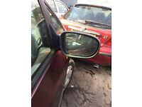 Ford galaxy wing mirror drivers side