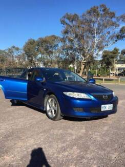 2004 Mazda 6 great reliable car