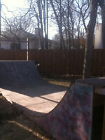 Skateboard Ramp for sale
