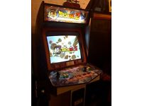 Ultra RARE! Super Dragonball Z Arcade Machine - 2005 Namco
