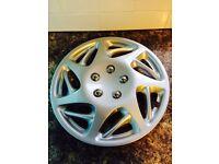 "Brand new 16"" wheel trims"