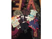Fab boys bundle Baby K , Next ,John Lewis age 3-6 months hardly worn