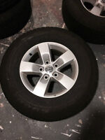2013 dodge ram tires and wheels for sale