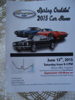 Lally Southpoint Ford Spring Cruisin'15 Car Show