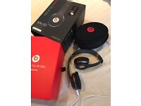 Beats by dr dre solo HD headphones (MONSTER)