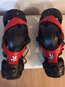 Mx dirt bike motocross knee braces
