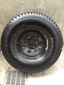 Trade for 31x10.5 r15