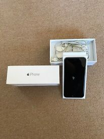 iPhone 6 Plus 128gb space grey great condition + extras - UNLOCKED