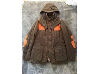 Barbour waxed jacket - as new £150
