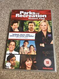Parks and Recreation - Full Season 4 Box Set