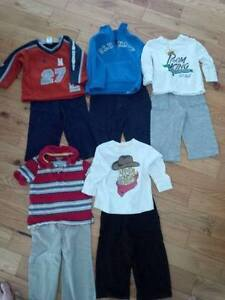 lot of boys 12-18 mths winter/fall