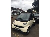 Smart For Two 2003 Spares or Repairs