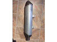 Ktm 450 EXC Enduro Exhaust pipe Silencer (250 300 400 500 EXC F SX SXF)