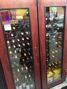 Wine cellar for sale over 200 bottles West Island Greater Montréal image 2